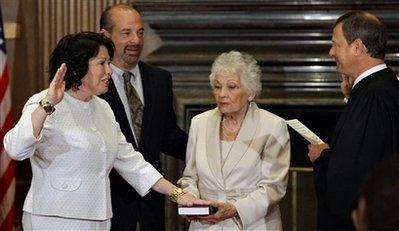 APTOPIX Supreme Court Sotomayor