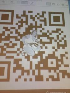 MALCS QR code by Seline Skzupinski Quiroga