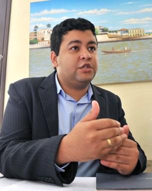 Secretário de Urbanismo, Diogo Lima