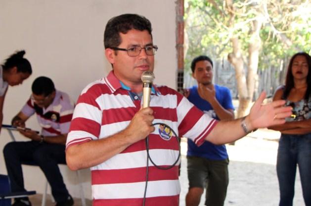 Prefeito de Bom Jardim-MA, Dr Francisco.