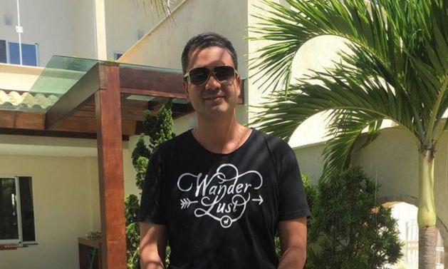 Empresário Tiago Val Pinto Frazão, proprietário da Frazão Construções.