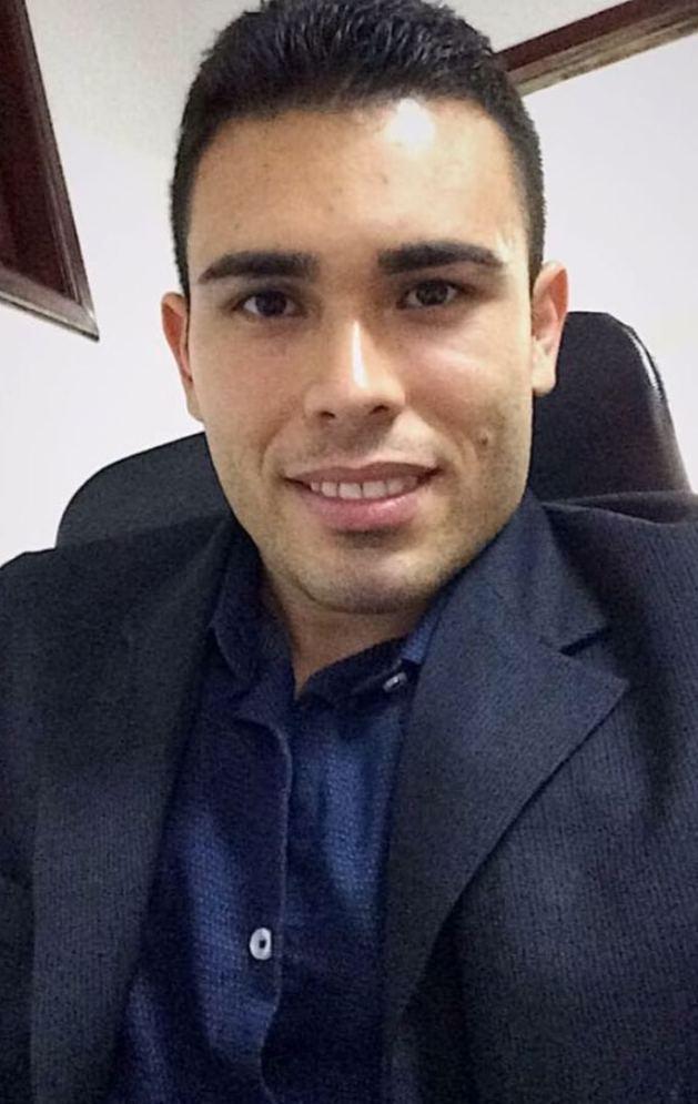 Vereador Artur Fárias, o 'Arthurzinho'.