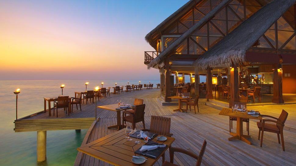 Anantara Dhigu Resort  Spa Maldive