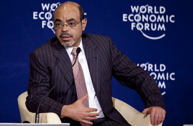"""It is startling that so many consider Zenawi an """"intellectual"""" leader, when he needed such bloody policy to enforce his rule. When Western leaders consider this dictator—who rapaciously treated Africa's second-largest nation as his personal property—worthy of not just condolences, but pure adulation, something is very wrong with their value systems.  One politician, the Norwegian foreign minister, made a slight nod toward individual rights in his obligatory comments about Zenawi's passing: """"Norway and Ethiopia have an open and frank dialogue on political and social issues, including areas, such as human rights, where we have diverging views.""""  Amen!"""