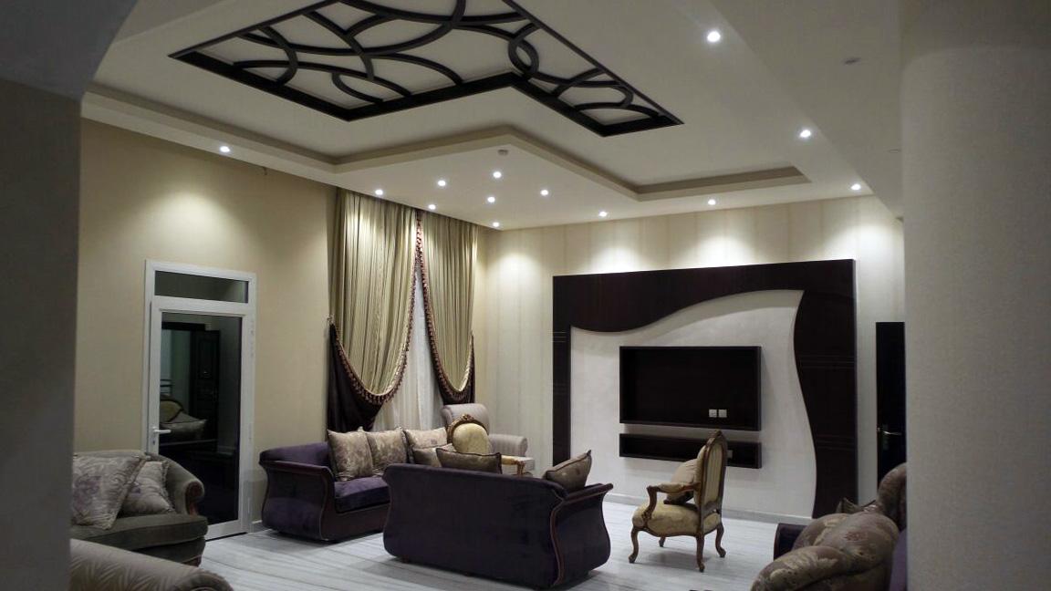 Ceiling Design  Al Malek Interior Design