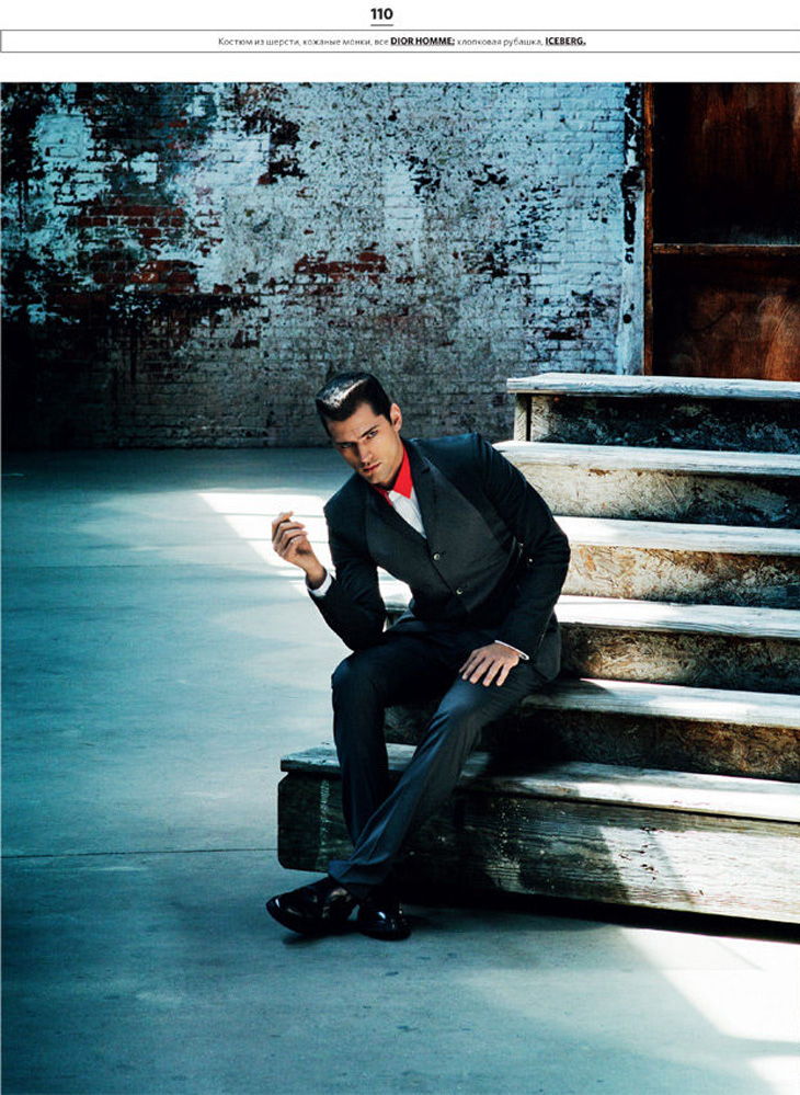 Sean OPry For GQ Style Russia
