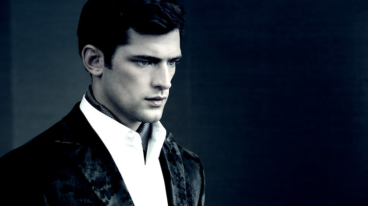 Horses In The Fall Wallpaper Sean O Pry For Brioni Fall Winter 2014 15