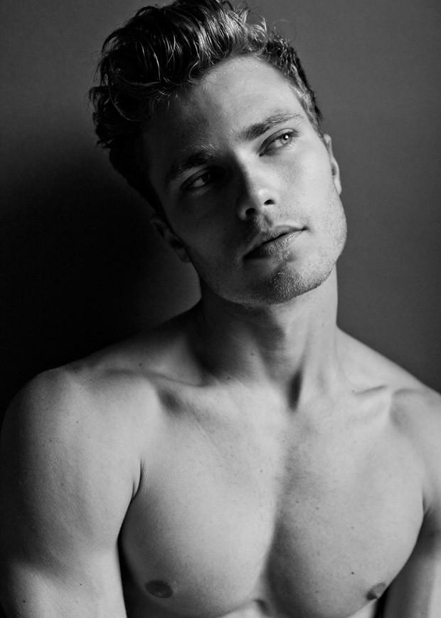Bobby Rake at IMG Models by Rene Fragoso