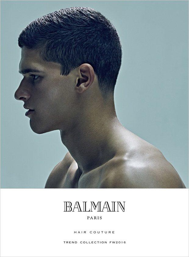 Christopher Hinchey Amp Trevor Signorino For Balmain Hair
