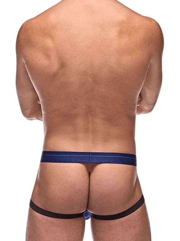 mens erotic mesh underwear navy