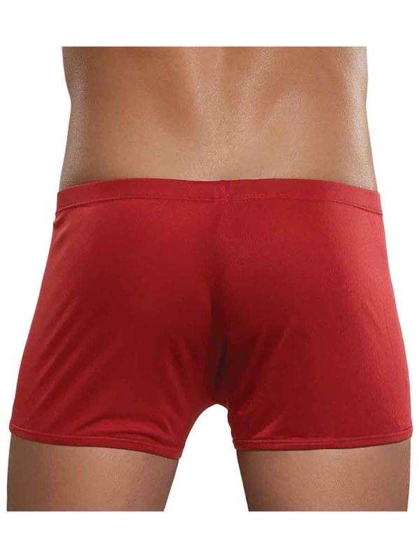 Novelty Tuxedo Boxer Red