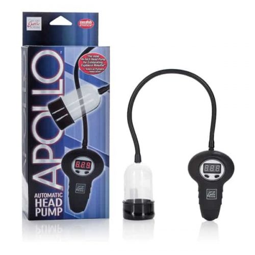 APOLLO AUTOMATIC HEAD PUMP CLEAR