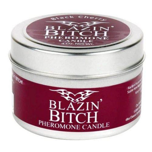 BLAZIN BITCH SOY CANDLE 4 OZ