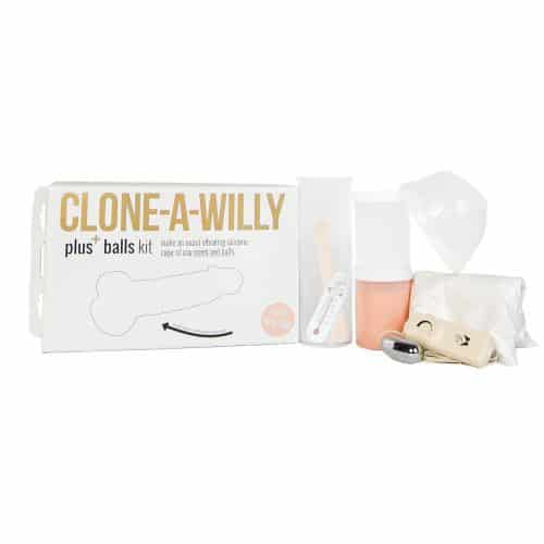 CLONE A WILLY + BALLS LIGHT