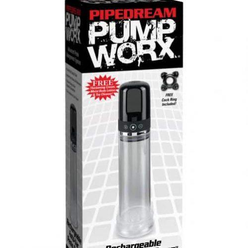 PUMP WORX AUTO VAC PENIS PUMP
