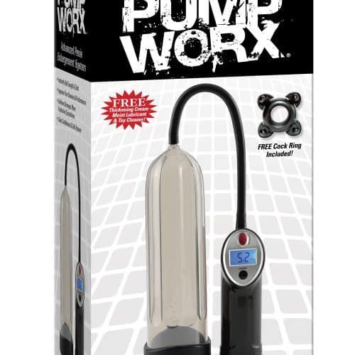 PUMP WORX DIGITAL AUTO VAC POWER PUMP