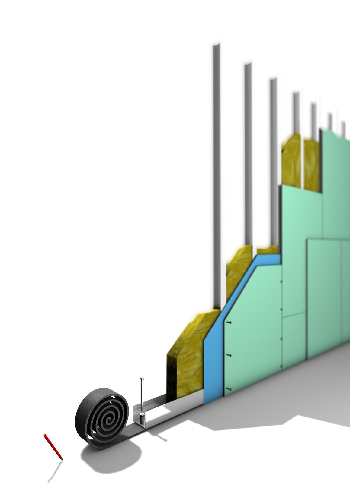 Trockenbau  ideal fr Sanierung und GrundrissUmgestaltung  Maler Fischer