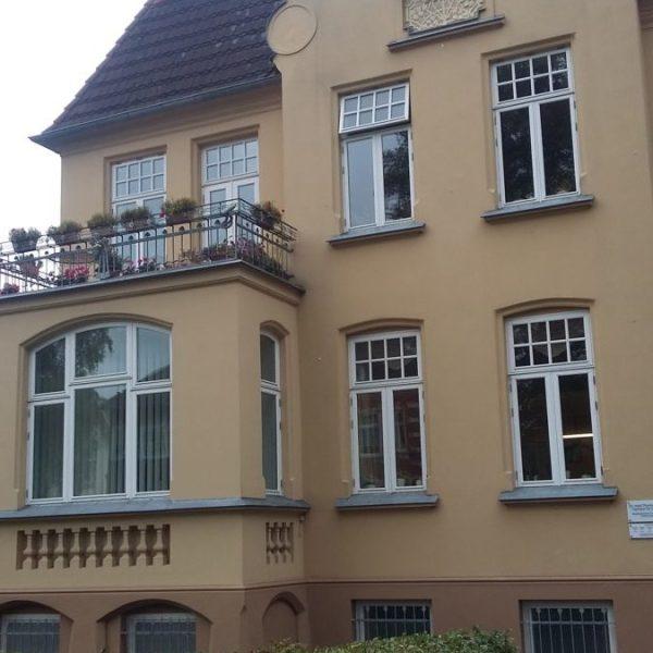 Fassade Turnerweg 3