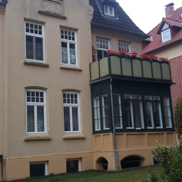 Fassade Turnerweg 1