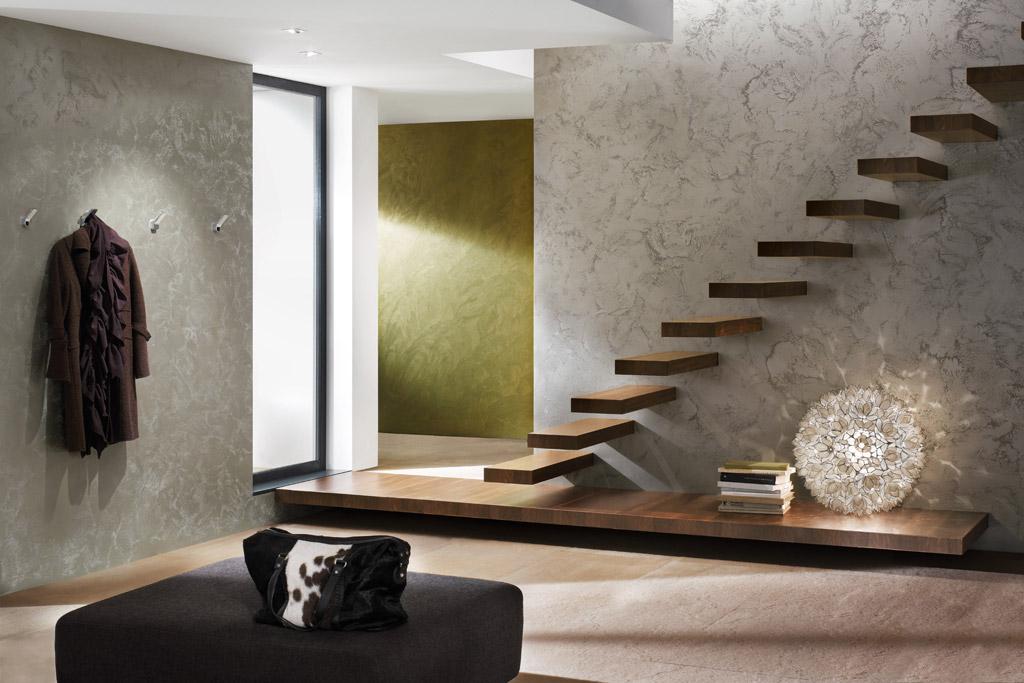 Wand Modern Gestalten