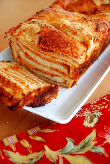 Slam Dunk Pepperoni Pizza Bread