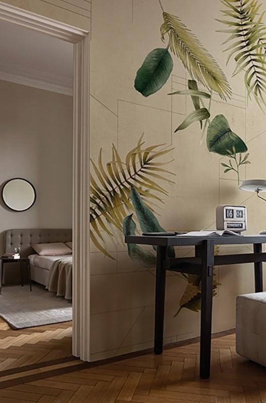 La carta da parati vita metropolitana della categoria luxury è una decorazione per muri che migliora l'habitat domestico in maniera chic. Wall Deco Carte Da Parati Contemporanee Che Arredano