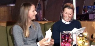Sandra Enemark og Laura Baaring Kjærgaard