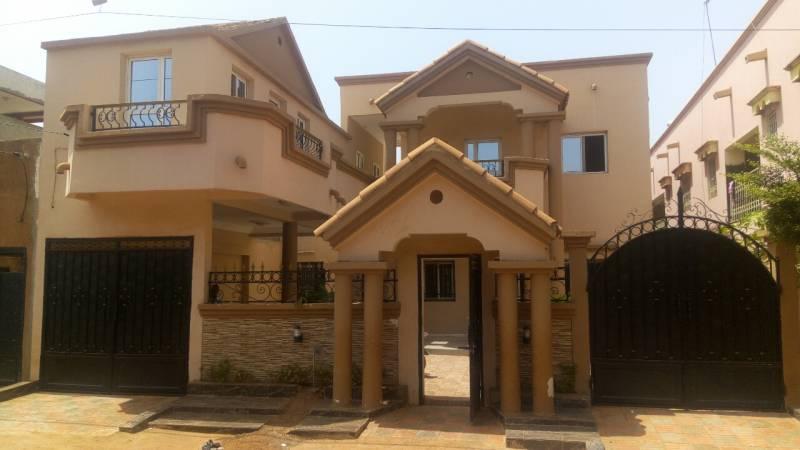 Appartements villas et terrains  Bamako  Traor Diarra Immobilier  Locations et ventes