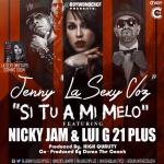 Cover: Jenny La Sexy Voz Ft. Zion & Lennox – Acariciame (Prod. By Dj Luian & Noize)