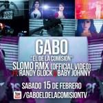 Gabo, Randy Glock & Baby Johnny Listos Para Estrenar Videoclip De (Slomo Remix)