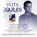 """Vota Por J Quiles Y Su Tema """"Orgullo"""""""