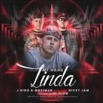 Cover: J King & Maximan Ft. Nicky Jam – Mi Nena Linda