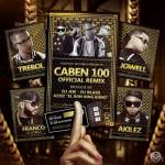 Trebol Clan Ft. Akilez, Jowell & Franco El Gorila – Caben 100 (Official Remix)