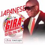 Japanese – Gira Internacional 2016 (Live Nation)