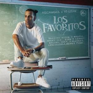 qy9lCO1 - Arcangel y Dj Luian – Los Favoritos (Cover y Tracklist)