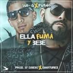 Luigi 21 Plus Ft. Pusho – Ella Fuma Y Bebe (Mix. By DJ Bebo Y DJ Arturex)