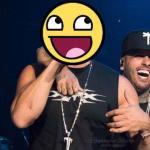 Vin Diesel sorprendió a Nicky Jam en concierto