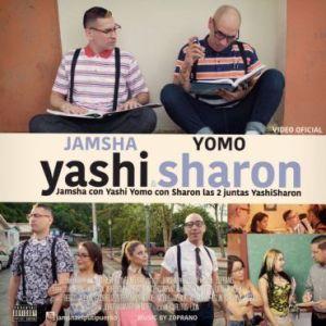 """Jamsha y Yomo llegan a medio millón de visitas con """"Yashi y Sharon"""" 370x370 - Jamsha – Ni Borracho Te Olvido (Official Video)"""