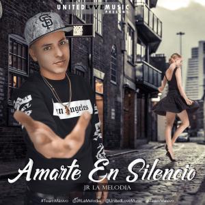 JR Amarte en Silencio COVER 370x370 - Cosculluela Rompio El Silencio Sobre Anuel y Karol G