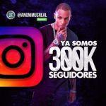 Anonimus Celebra 300 Mil Seguidores En Instagram