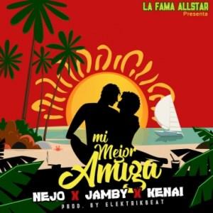 6 300x300 - Ñejo Ft. Jamby El Favo Y Kenai – Mi Mejor Amiga (Video Lyric)