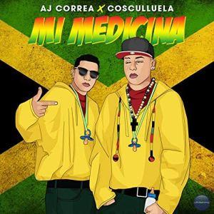 medicina 300x300 - Cosculluela Ft. Aj Correa, Maestro - Mi Medicina (Remix)