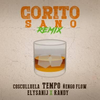 888 - Tempo Ft. Randy, Cosculluela, Ñengo Flow Y Elysanij – Corito Sano (Official Remix)