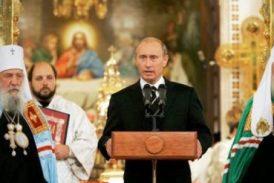 """Presidente ruso: """"El comunismo es muy similar al cristianismo"""""""