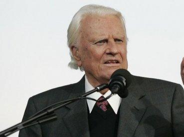 Última Hora: Muere el evangelista Billy Graham a los 99 años