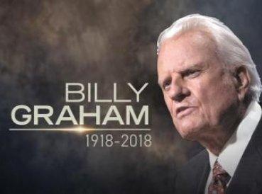 Campaña pide un día feriado en homenaje a Billy Graham