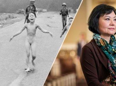"""""""Bombas me llevaron a Cristo"""", dice Kim Phúc conocida por foto histórica"""