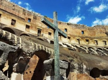 Arqueólogos encuentran raro indicio que comprueba crucifixión romana