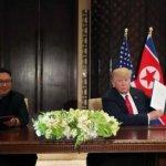 Trump trató con Kim Jong-Un sobre devolver la libertad a los cristianos