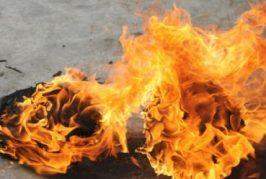 """Hechiceros mueren tras caerle """"fuego del cielo"""" en sacrificio de niños"""